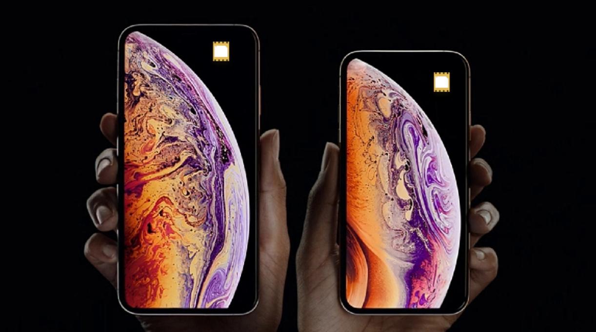 eSIM in nieuwe iPhone modellen