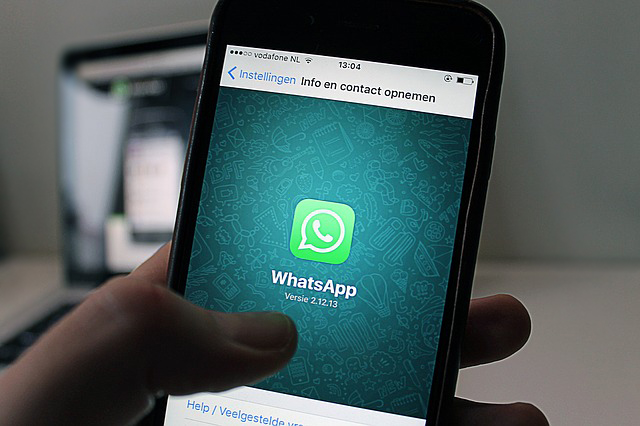 Whatsapp Business instellen op een iPhone