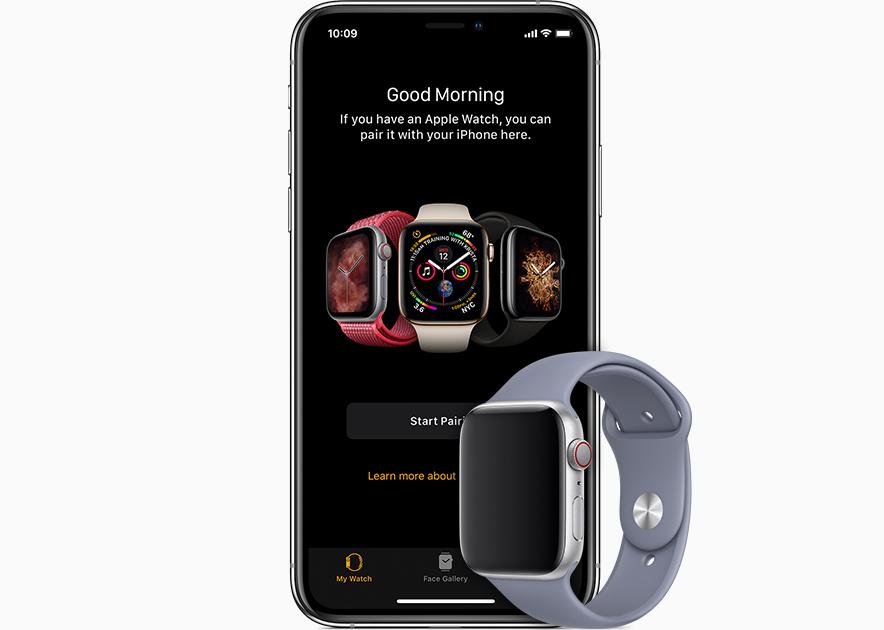 Apple iPhone + Watch koppelen